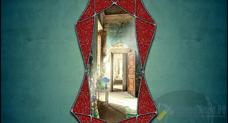 Зеркало Тиффани – FERRARI RED