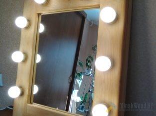 Зеркало гримёрное