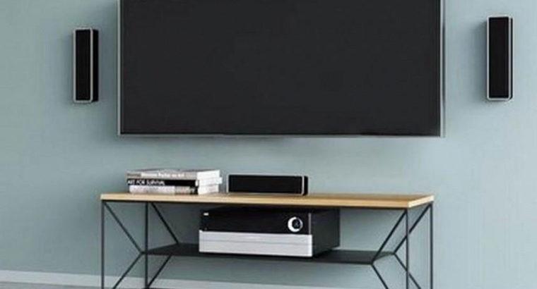 Консоль под телевизор в стиле ЛОФТ