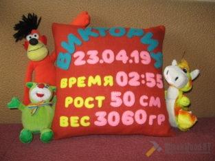 Подушка-метрика