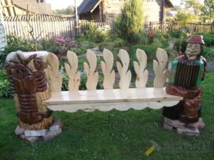Лавки,садовые скамейки