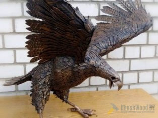 орел ручной ковки