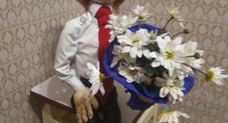 Влюбленный романтик