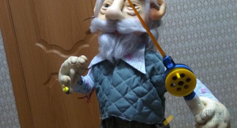 Дед-рыбак