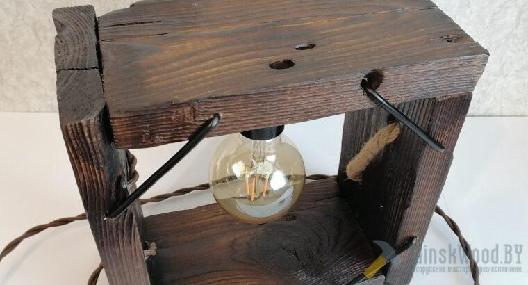 Светильник настольный Loft