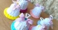 Сувенирный набор игрушек ручной работы