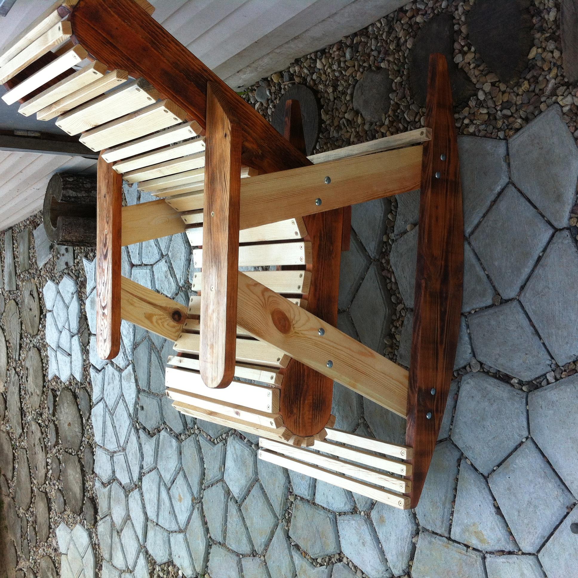 Кресло – качалка
